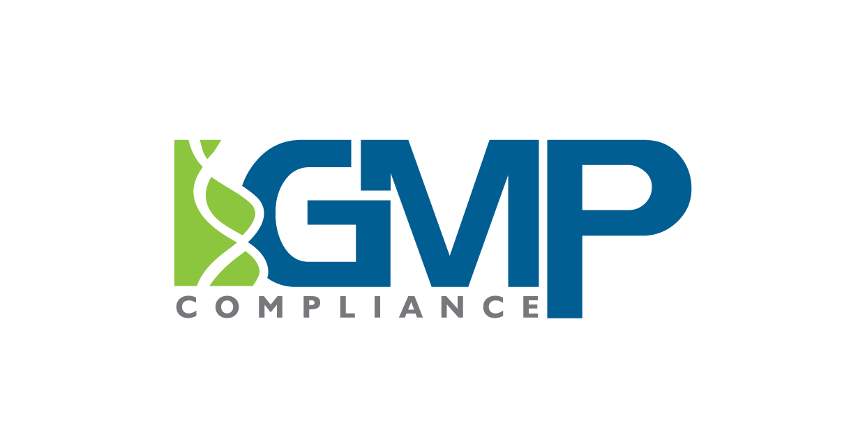 GMP compliance logo example