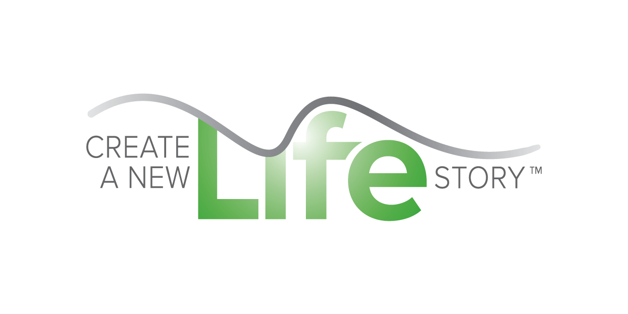 Create A new life story logo example