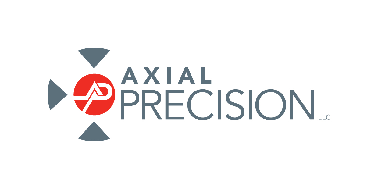 Axial Precision logo example