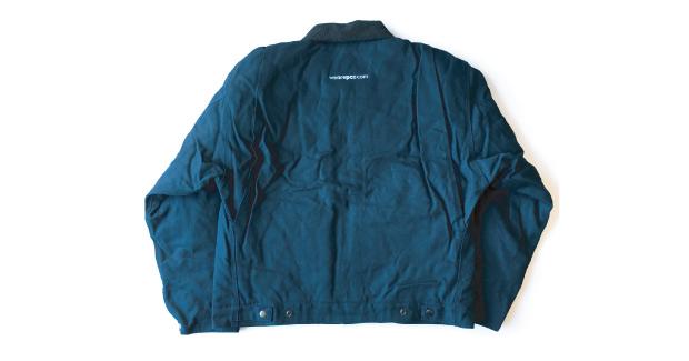 Peninsula Covenant Church jacket back