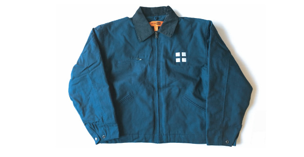 Peninsula Covenant Church jacket front