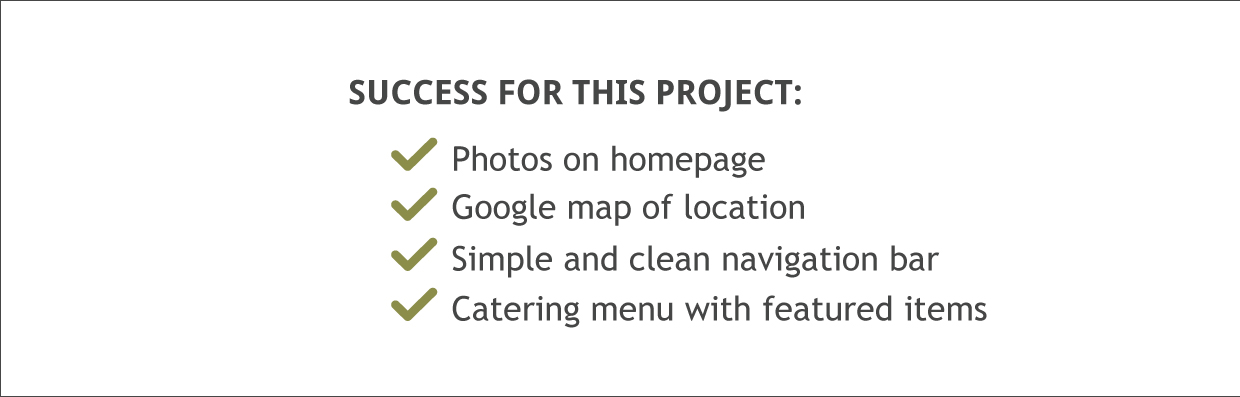 Success for project, photos, google map and navigation bar