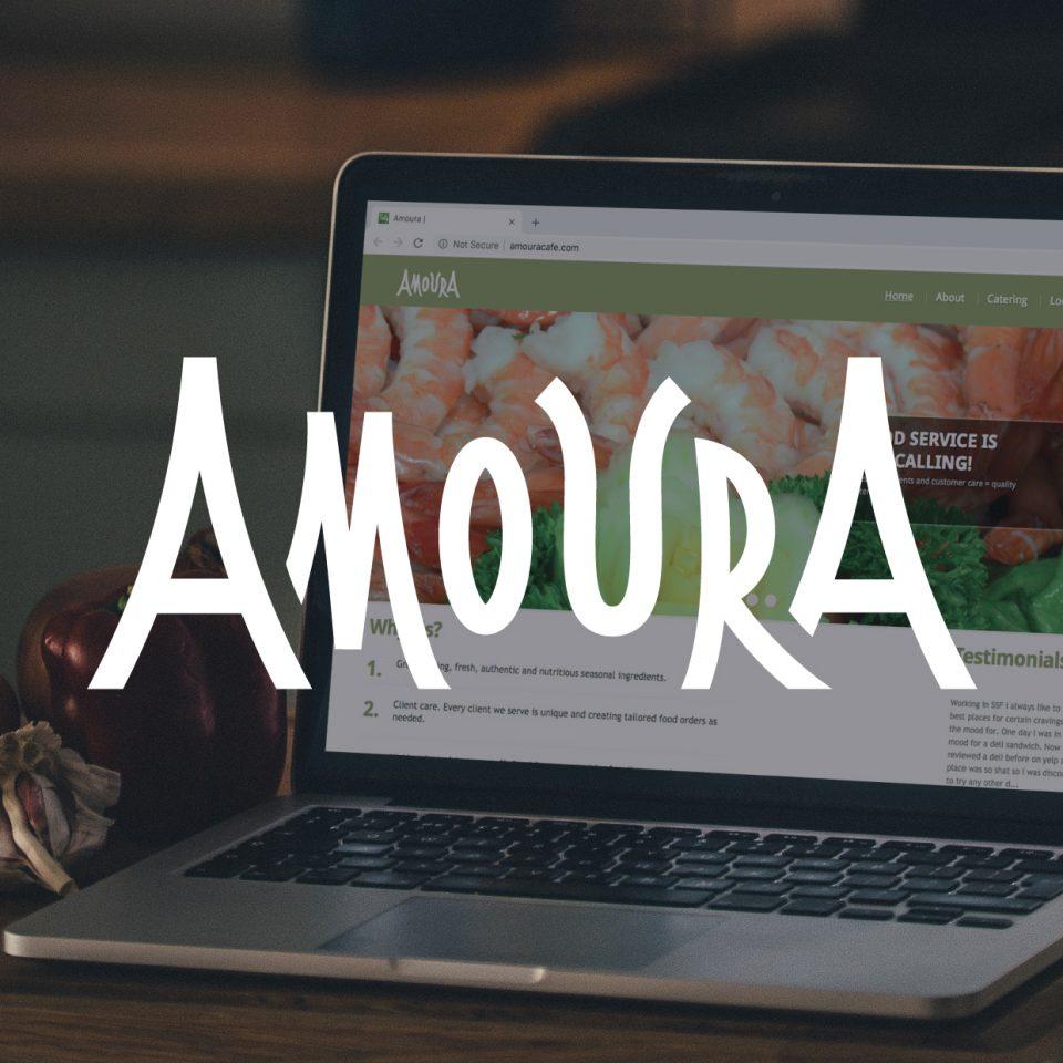 amoura logo
